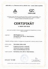 ISO BOZP 18001 2008
